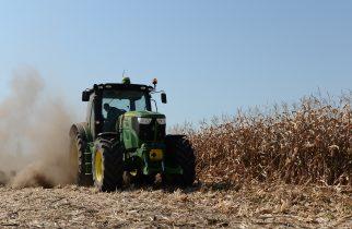 Două dintre regiunile cele mai specializate în agricultură din UE sunt în România