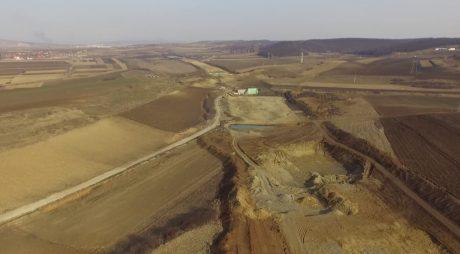 Un ciot din Autostrada Transilvania se amână pe termen nelimitat