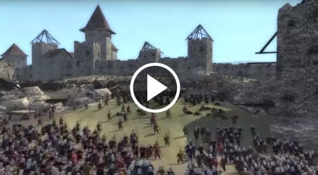 Reconstituirea Bătăliei de la Belgrad