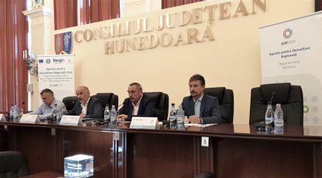 Proiecte europene de peste 10 milioane de euro în județul Hunedoara