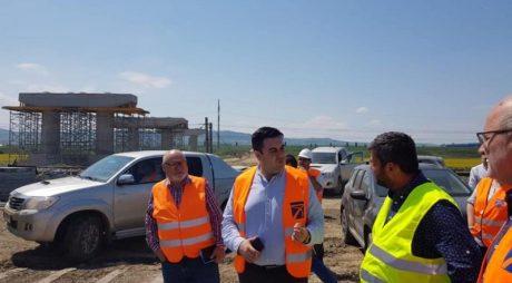 R. Cuc: Lotul 3 al autostrăzii Lugoj-Deva este supus unei expertize comandate de CNAIR