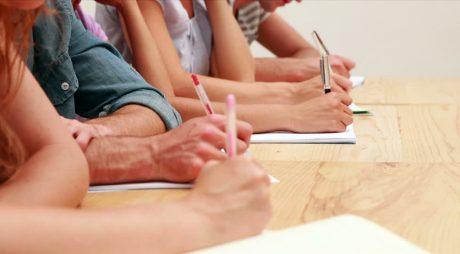 Miercuri – proba scrisă a concursului de titularizare în învăţământul preuniversitar; sunt aşteptaţi 30.113 candidaţi