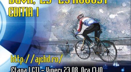 Începe Turul Ciclist al Hunedoarei!