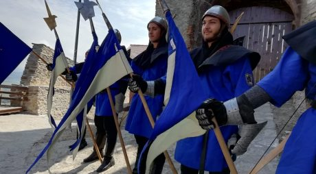 Spectacolul Gărzii între zidurile Cetății Deva, sâmbătă, la ora 11