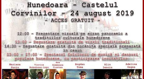 Hunedoara: Festival de tradiții culturale hunedorene, ediția I