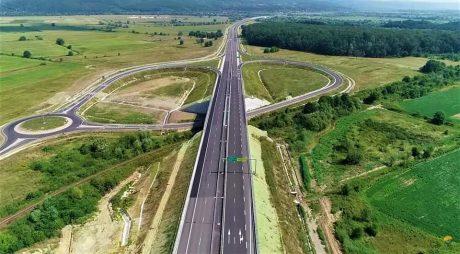 Constructorii lotului 3 Deva-Lugoj:  R. Cuc a reziliat contractul abuziv, autostrada este gata
