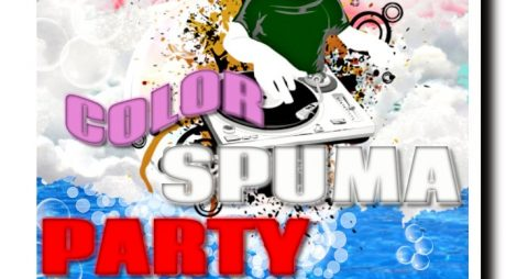 Color Spuma Party la Ştrandul din Deva