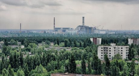 Năvală de turiști la Cernobîl. Este incredibil ce vor să vadă