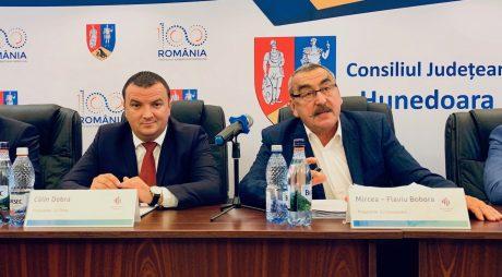 Comunicat de presă – Consiliul Județean Hunedoara