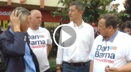 VIDEO: Dan Barna (USR) a confundat județul în care se află
