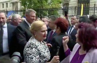 """Carmen Hărău: """"Povestea secretă"""" din spatele unui selfie cu Președintele"""