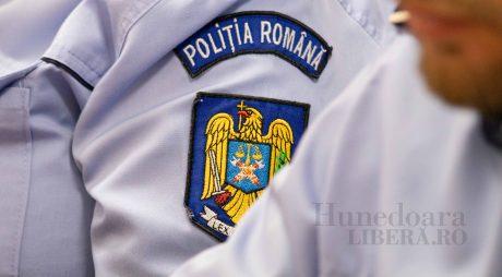 Comunicat de presă – Inspectoratul de Poliție Județean Hunedoara