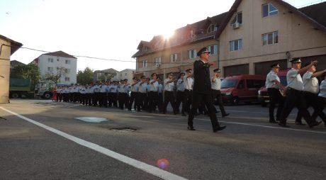 Aniversarea Zilei Pompierilor din România la Deva