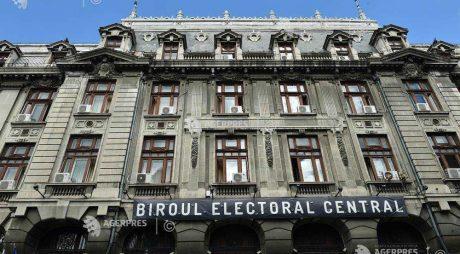 BEC: Patru alianţe electorale constituite pentru prezidenţiale