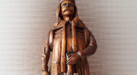 Expoziţie de sculptură în lemn, în Cetatea Deva!