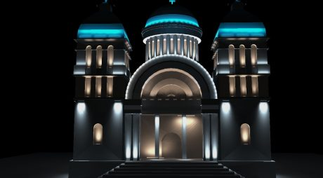 Lumina va împodobi clădirile reprezentative ale Devei!
