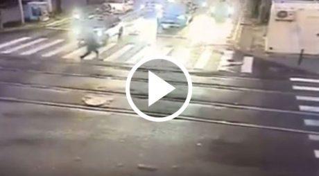 Video: Accidentul mortal din Complexul Studenţesc a fost filmat de camerele de supraveghere!