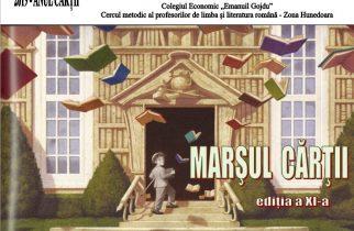 Hunedoara: MARŞUL CĂRŢII – ediţia a XI-a