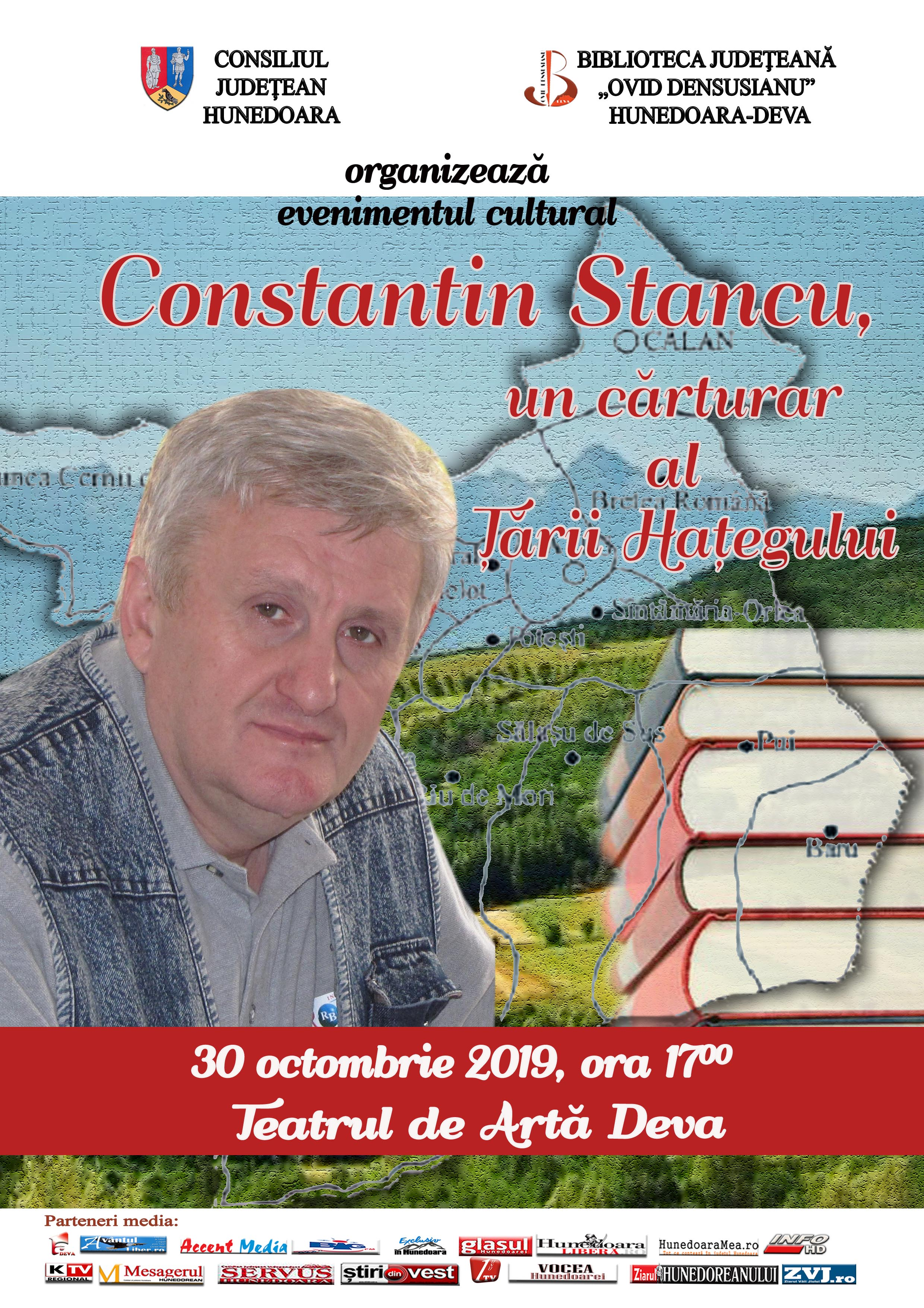 Afis Constantin Stancu