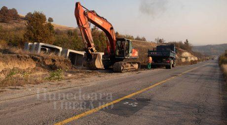 #AdevărulLaLumină: Reabilitarea drumului județean Hunedoara – Călan
