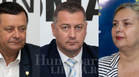 Cum au votat senatorii noștri revenirea la alegerea primarilor în 2 tururi: Hărău și Resmeriță – absenți, Sălan – contra –