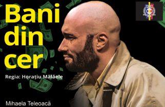 """Mihai Bendeac aduce """"Bani din cer"""" la Deva!"""