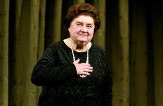 A murit actriţa Tamara Buciuceanu