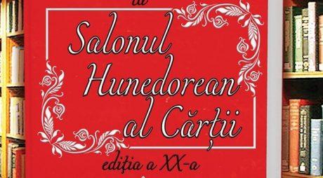 Salonul Hunedorean al Cărții, ediția a XX-a
