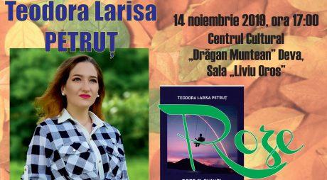 Lansare de carte – Teodora Larisa Petruț