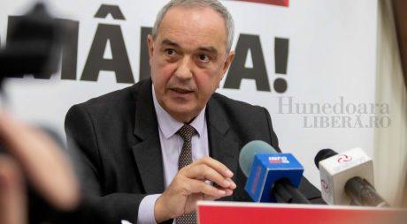 Comunicat de presă deputat Laurențiu Nistor, președinte PSD Hunedoara