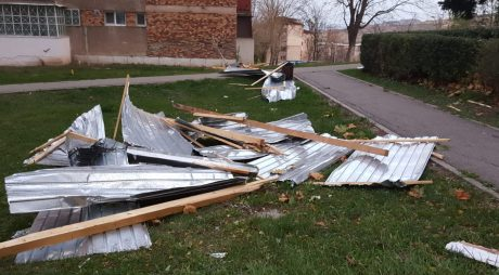 BREAKING NEWS: Furtuna a făcut RAVAGII în Hunedoara (FOTO – VIDEO)