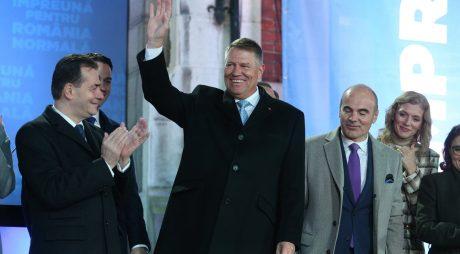 Klaus Iohannis îl desemnează din nou pe Ludovic Orban pentru funcţia de prim-ministru