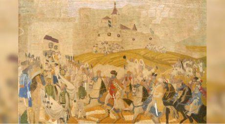 1 noiembrie 1599: 420 ani de la intrarea triumfală a marelui voievod Mihai Viteazul în Alba Iulia