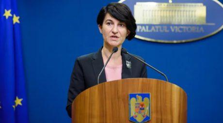 Violeta Alexandru îndeamnă românii la muncă, chiar şi în timpul izolării: Aşa se reconstruieşte o ţară