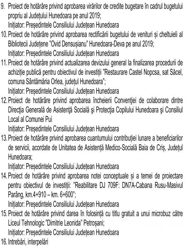 ORDINEA DE ZI 20 DEC 2019-2