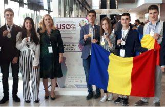 Argint pentru un elev din Deva la Olimpiada Internațională de Științe pentru Juniori