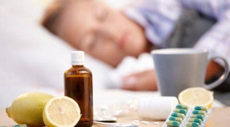 Metode eficiente să scapi de răceală și gripă