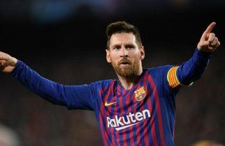Fotbal: Lionel Messi a cucerit al şaselea său Balon de Aur, un record