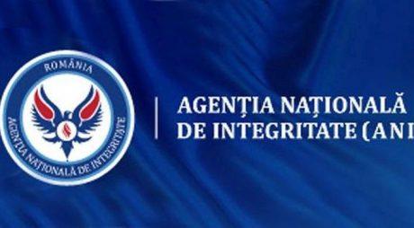ANI: 15 avertismente de integritate de 4 milioane euro, în perioada octombrie-decembrie 2019