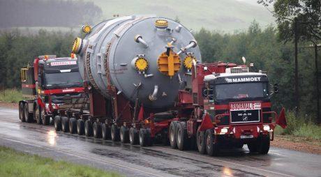 TRANSPORT AGABARITIC PE DN7