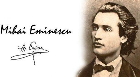 Biblioteca Județeană – 170 de ani de la nașterea lui Mihai Eminescu