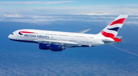 British Airways și-a anulat toate zborurile către China