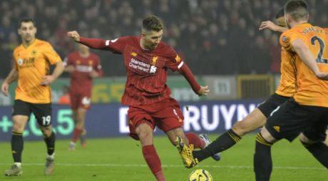 Wolverhampton – Liverpool 1-2. Cormoranii sunt neînvinși de 40 de meciuri în Premier League