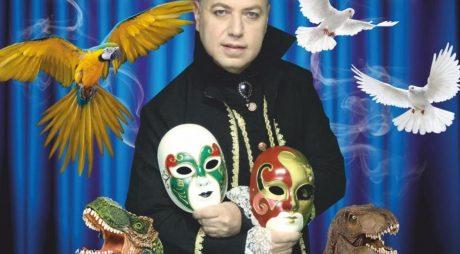 Magicianul Christianis vine la Deva cu un show incendiar!
