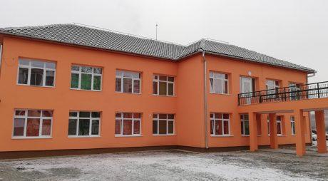 Prima grădiniță reabilitată prin PNDL 2 în Hunedoara