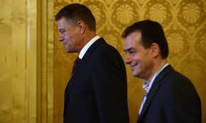 Întâlnire Iohannis – Orban la Palatul Cotroceni