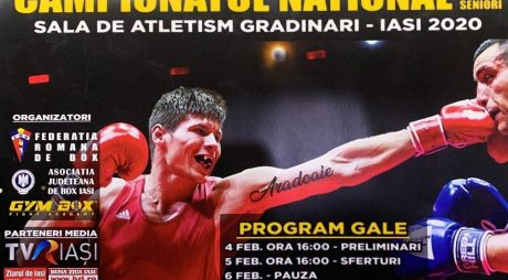 Pugiliștii hunedoreni, Gîrleanu și Chereji, la Campionatul de Box seniori
