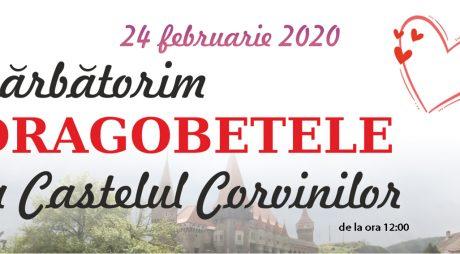Dragobete la Castelul Corvinilor
