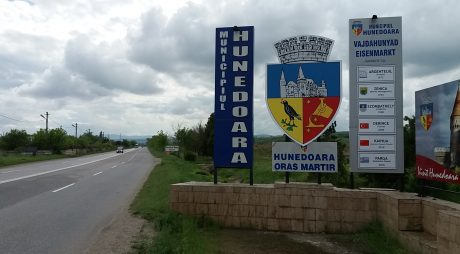 Hunedoara, de 52 de ani municipiu