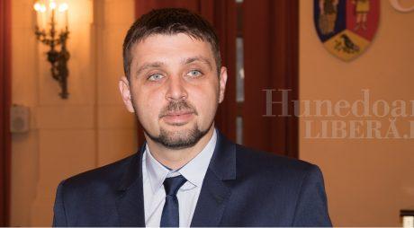 Liberalul Ovidiu Vlad a demisionat din Consiliul Județean